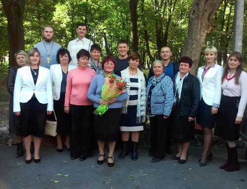 Гопчицьких вчителів привітали з професійним святом