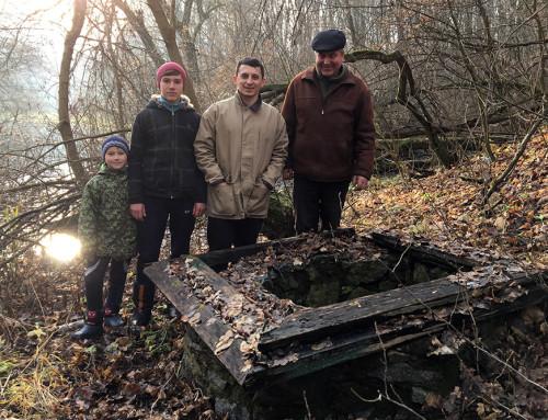 Пам'ятні Шевченкові місця в Гопчиці