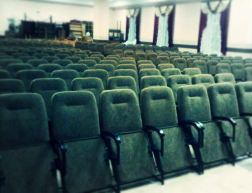 Будинок культури з новими кріслами