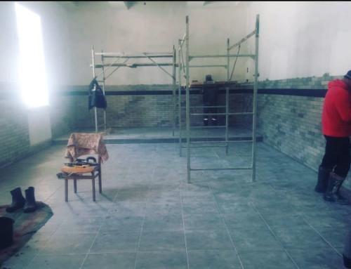Незабаром відбудеться відкриття відремонтованої малої актової зали