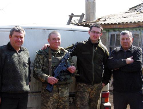 Громада Гопчиці передала чергову допомогу в зону АТО