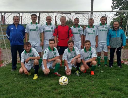 Гопчиця посіла друге місце у футбольному турнірі