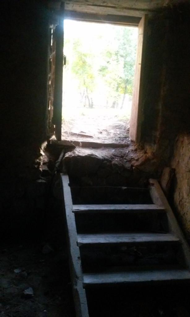 Так раніше виглядав вхід у приміщення
