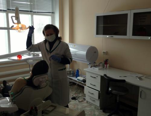 В Гопчиці відкрили приватний стоматологічний кабінет