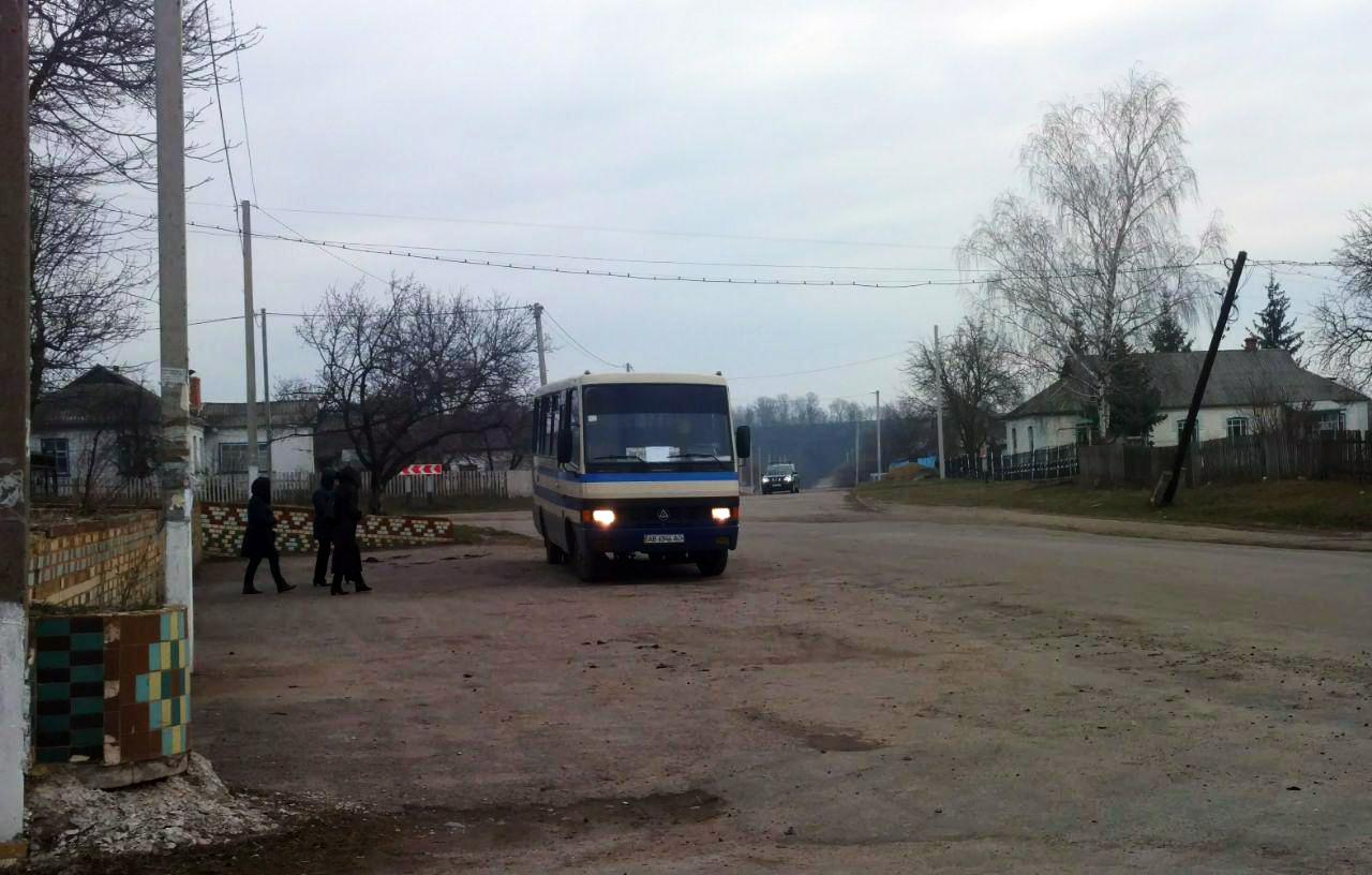 В Гопчиці запустили новий маршрут автобуса