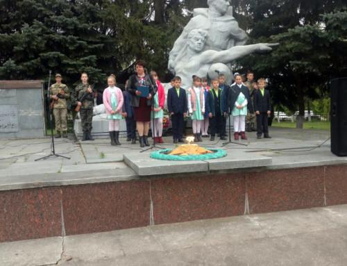 День перемоги в Гопчиці: вшанування героїв та футбольний турнір