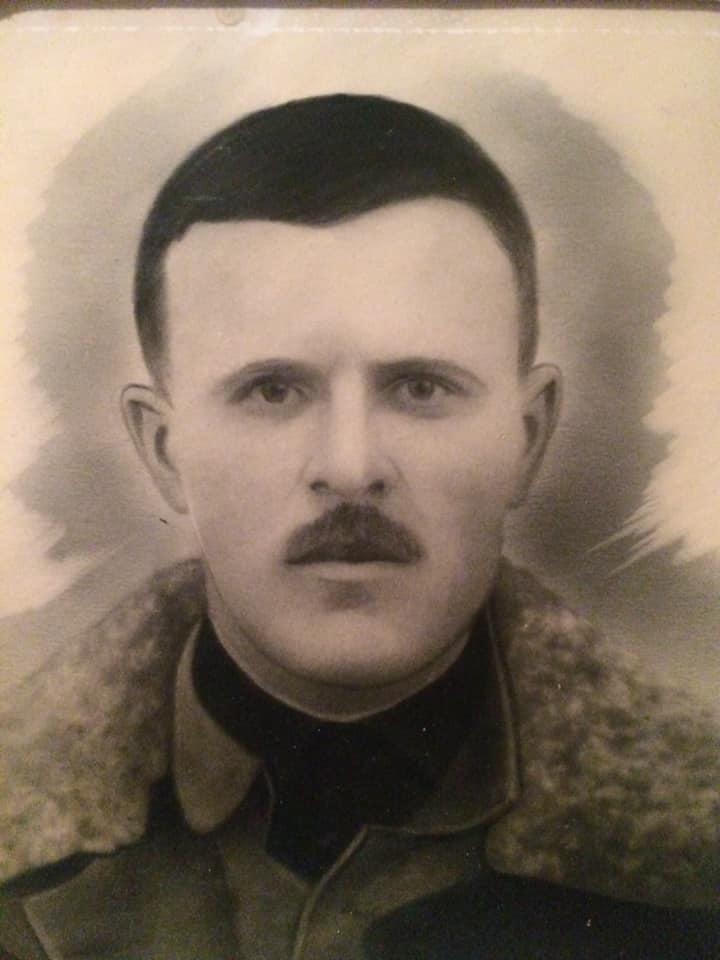 Динський Панас Семенович - учасник повстанського загону Трейка з Гопчиці