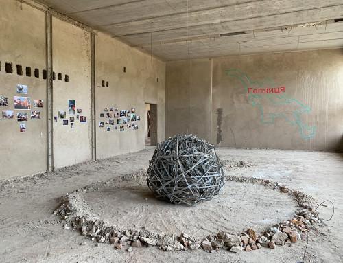"""""""Переродження"""": в Гопчиці з'явився арт-простір у недобудованій школі"""