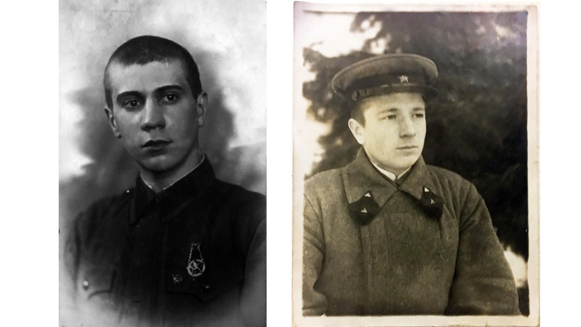 Рідні брати - Саліженко Іван і Яків Микитовичі, загинули у Друго світову війну