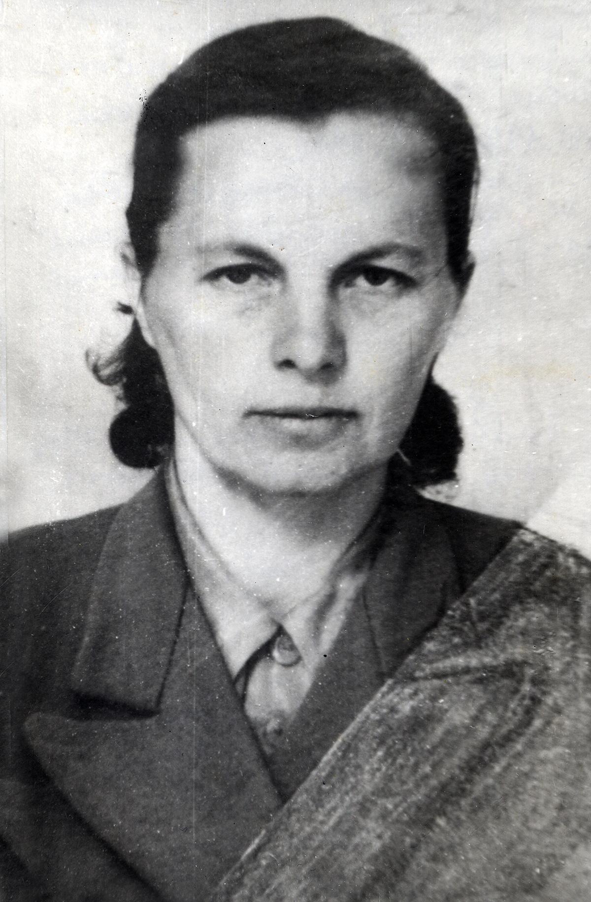 Вчителька початкових класів Гопчицької школи Прилуцька Олена Федорівна