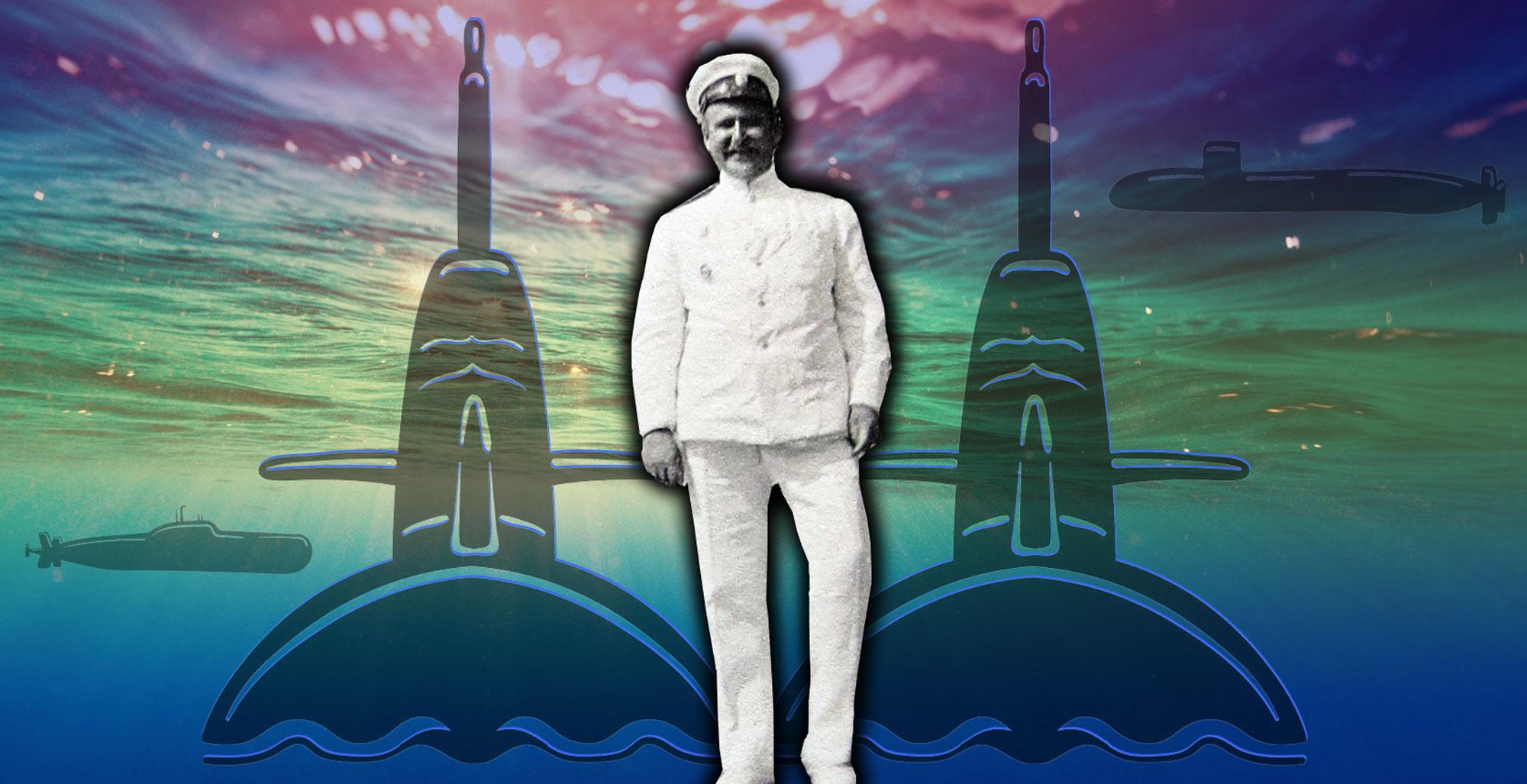 """Гопчицький """"капітан Немо"""" першим пройшов два океани на мінісубмарині"""