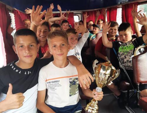 Футбольна команда Гопчиці перемогла на турнірі у Степанках