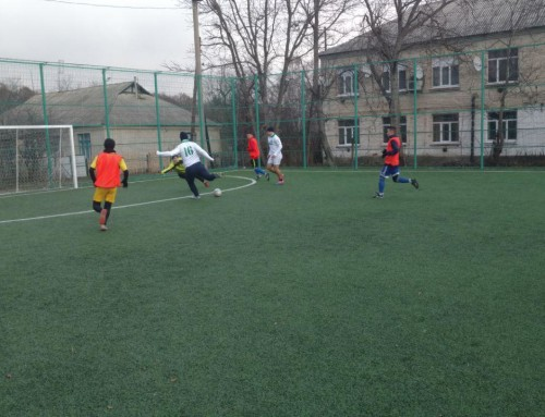 Гопчиця зайняла друге місце у футбольному різдвяному турнірі