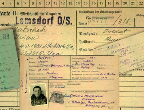 Облікові картки військовополонених Другої світової з Погребищенського району. Частина 2
